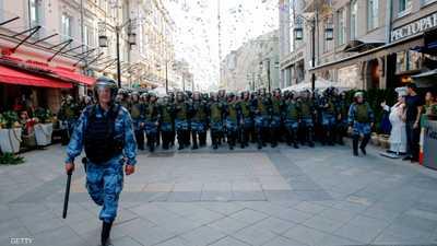 حليف بوتن يحذر المعارضة: لن نسمح بأي فوضى