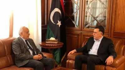 إحاطة المبعوث الدولي عن الوضع في طرابلس تغضب السراج
