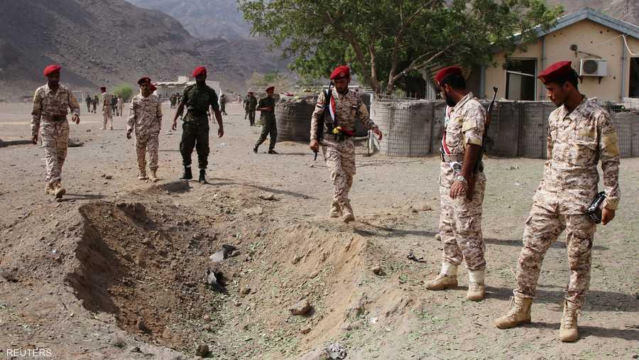أسفر الهجوم الثاني على مركز للشرطة في مدينة الشيخ عثمان عن مقتل العميد منير اليافعي، قائد اللواء الأول دعم وإسناد بالحزام الأمني في عدن، بالإضافة إلى عناصر من الشرطة ومدنيين.
