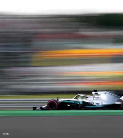 هاميلتون الأسرع في التجارب الأخيرة لسباق المجر