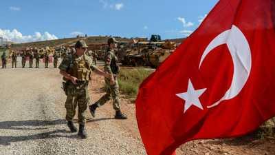واشنطن تعرب عن قلقها إزاء التهديد التركي للتوغل شمالي سوريا