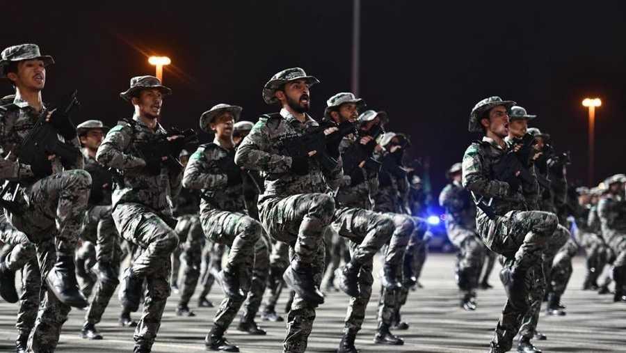 القوات تسعى إلى تيسير مهمة الحج
