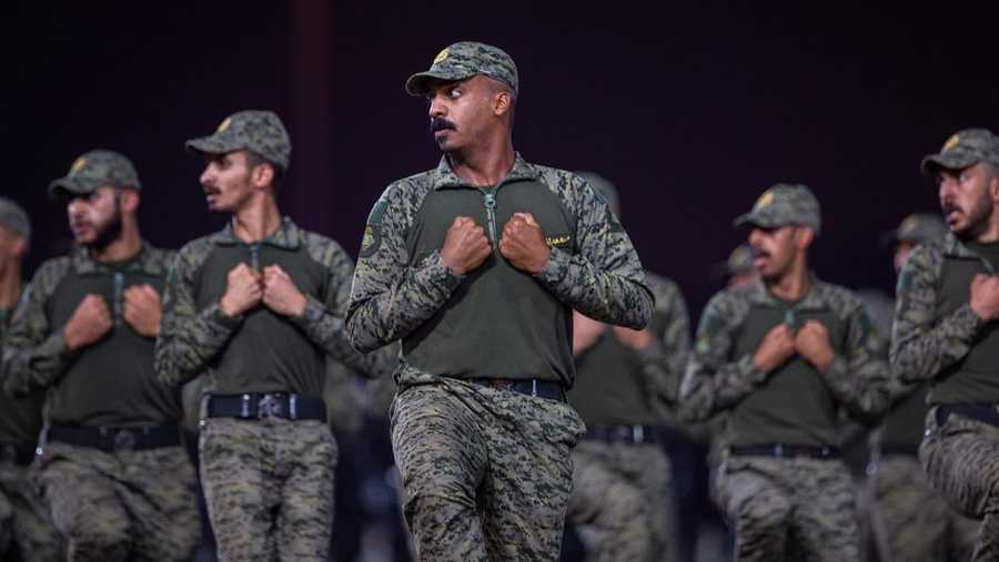 القوات باشرت عملها في مكة
