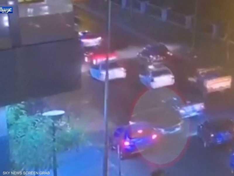كاميرا ترصد لحظة الانفجار المروع بالقاهرة