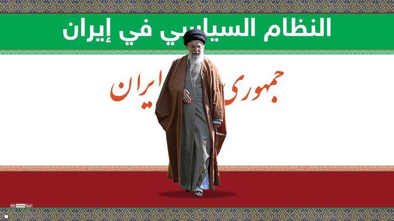 النظام السياسي وحكم المرشد في إيران