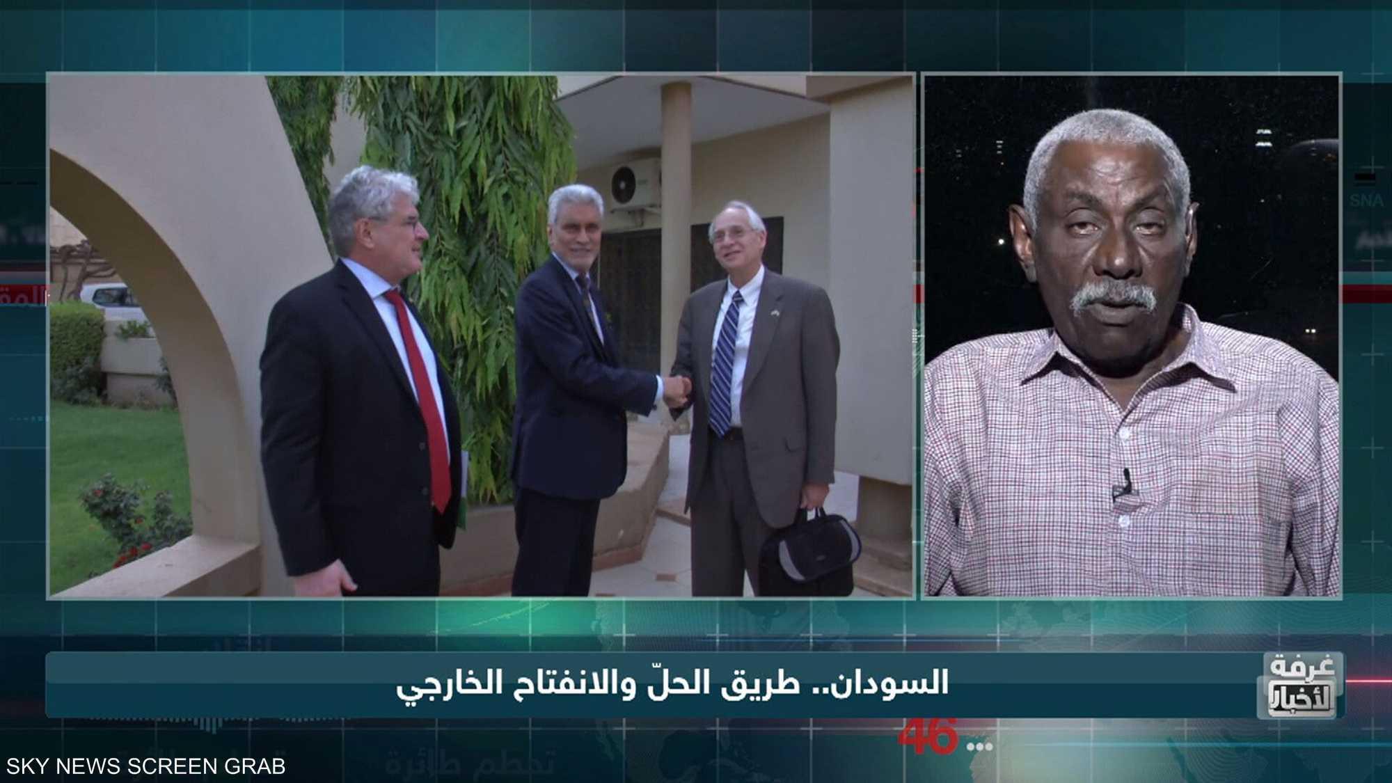 السودان.. طريق الحل والانفتاح الخارجي