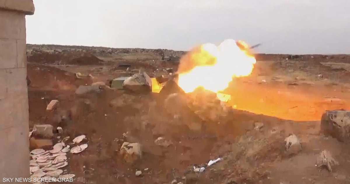 بعد خان شيخون.. الجيش السوري يستعين بـ