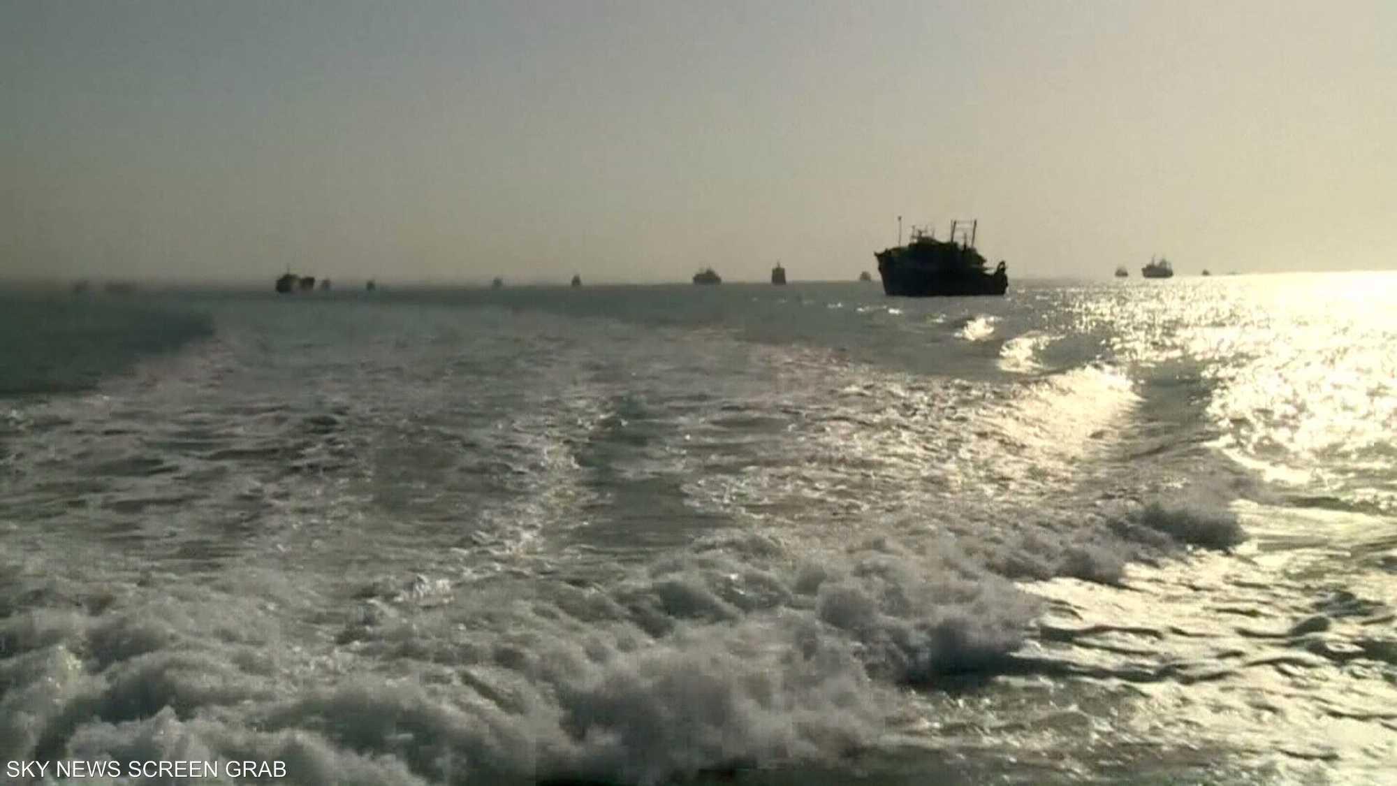 تحذيرات أميركية للسفن التجارية من عمليات تشويش إيرانية
