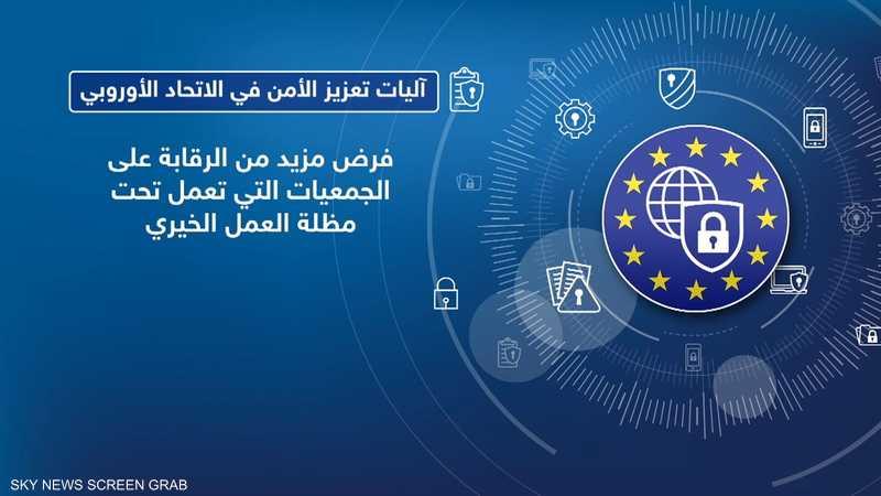 منظومة الأمن الأوروبية.. اليوروبول وصعوبات التنسيق