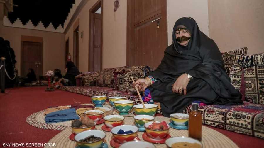 التراث الإماراتي حاضر في الطائف