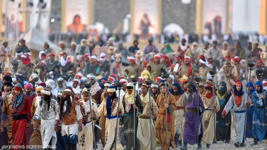 المهرجان أعاد بعث الحياة العربية القديمة