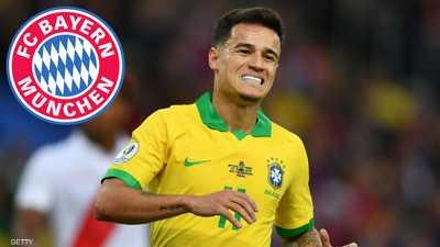 النجم البرازيلي كوتينيو