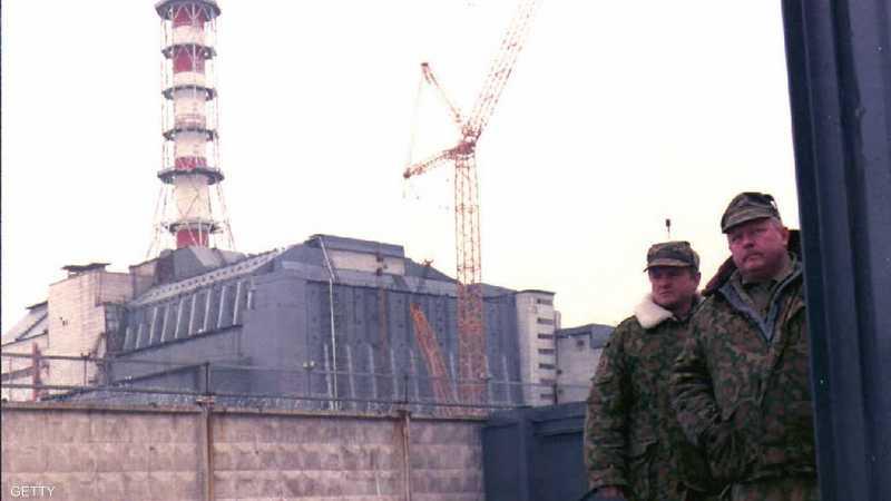 مفاعل تشيرنوبل