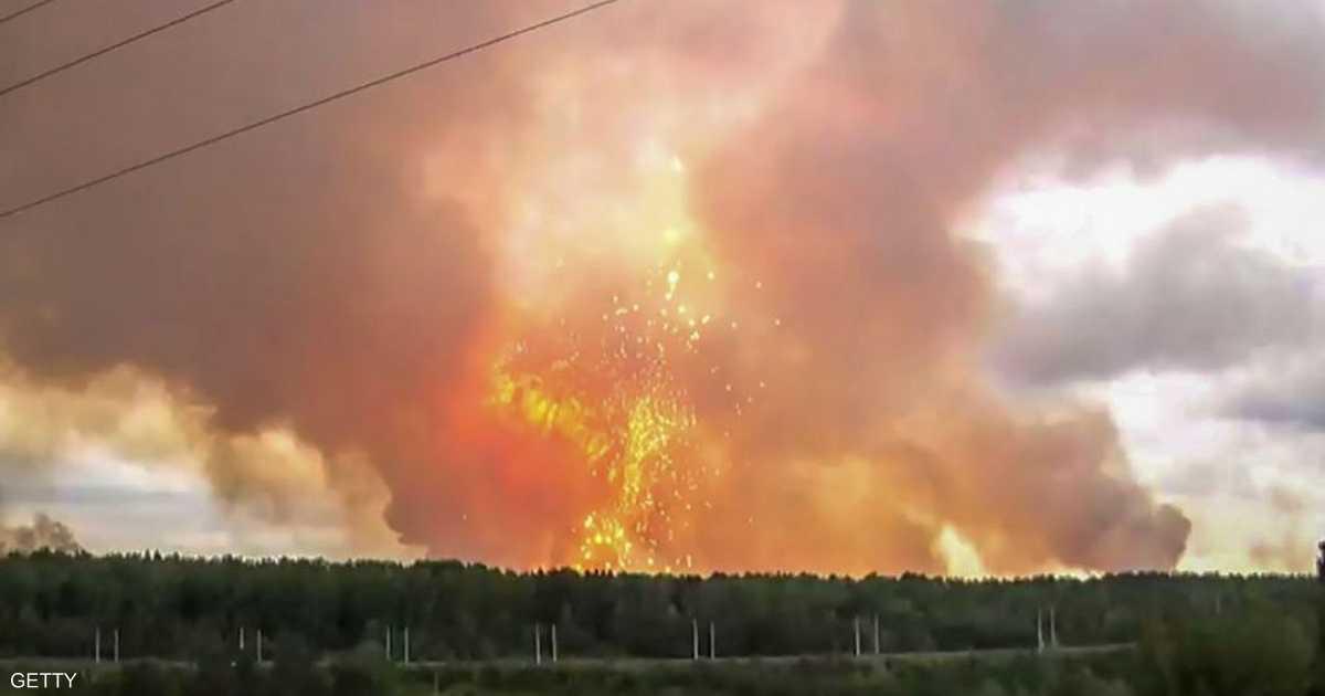 كوارث روسيا النووية.. من تشيرنوبل إلى سفرودفنسك