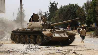 """طرابلس.. استئناف القتال بعد انتهاء """"هدنة العيد"""""""