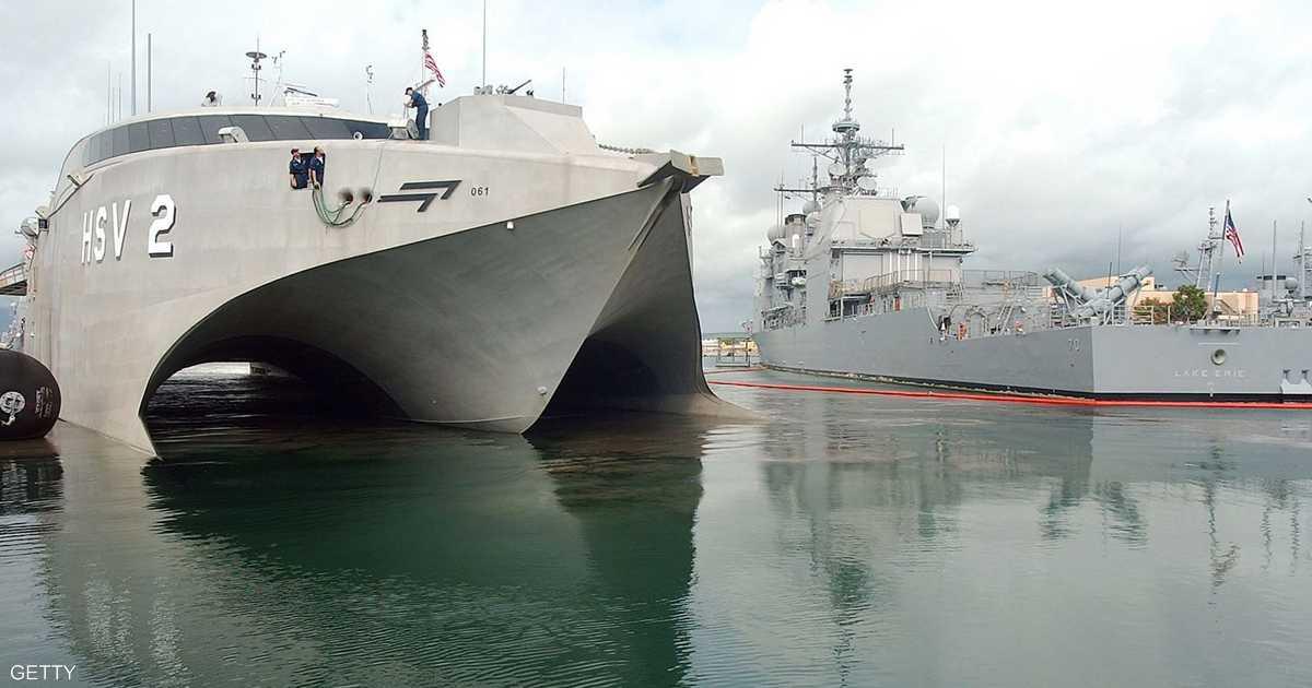 الصين ترفض طلب سفينتين للبحرية الأميركية للرسو في هونغ كونغ
