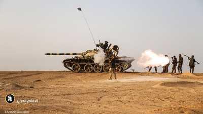 الجيش الوطني الليبي يبسط سيطرته على مرزق جنوبي البلاد