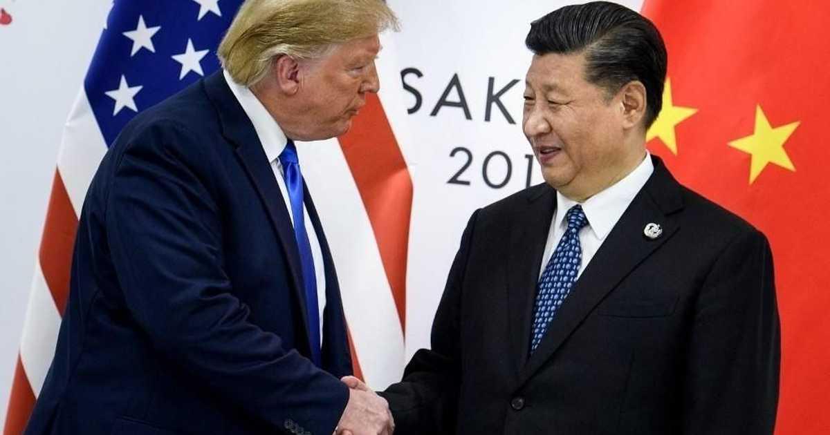 ترامب: اتفاق التجارة مع الصين قد يأتي قبل انتخابات أميركا