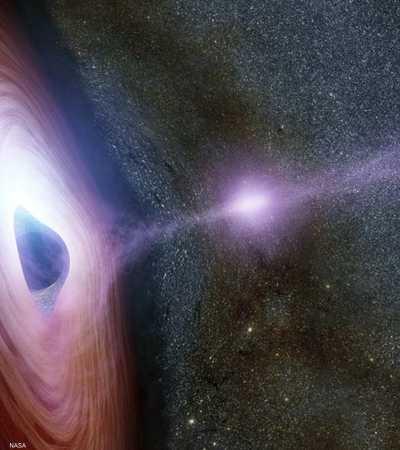 الثقوب السوداء.. نظريات عدة