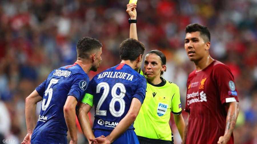فرابارت كانت هادئة وتصرفت بشكل صحيح خلال المباراة