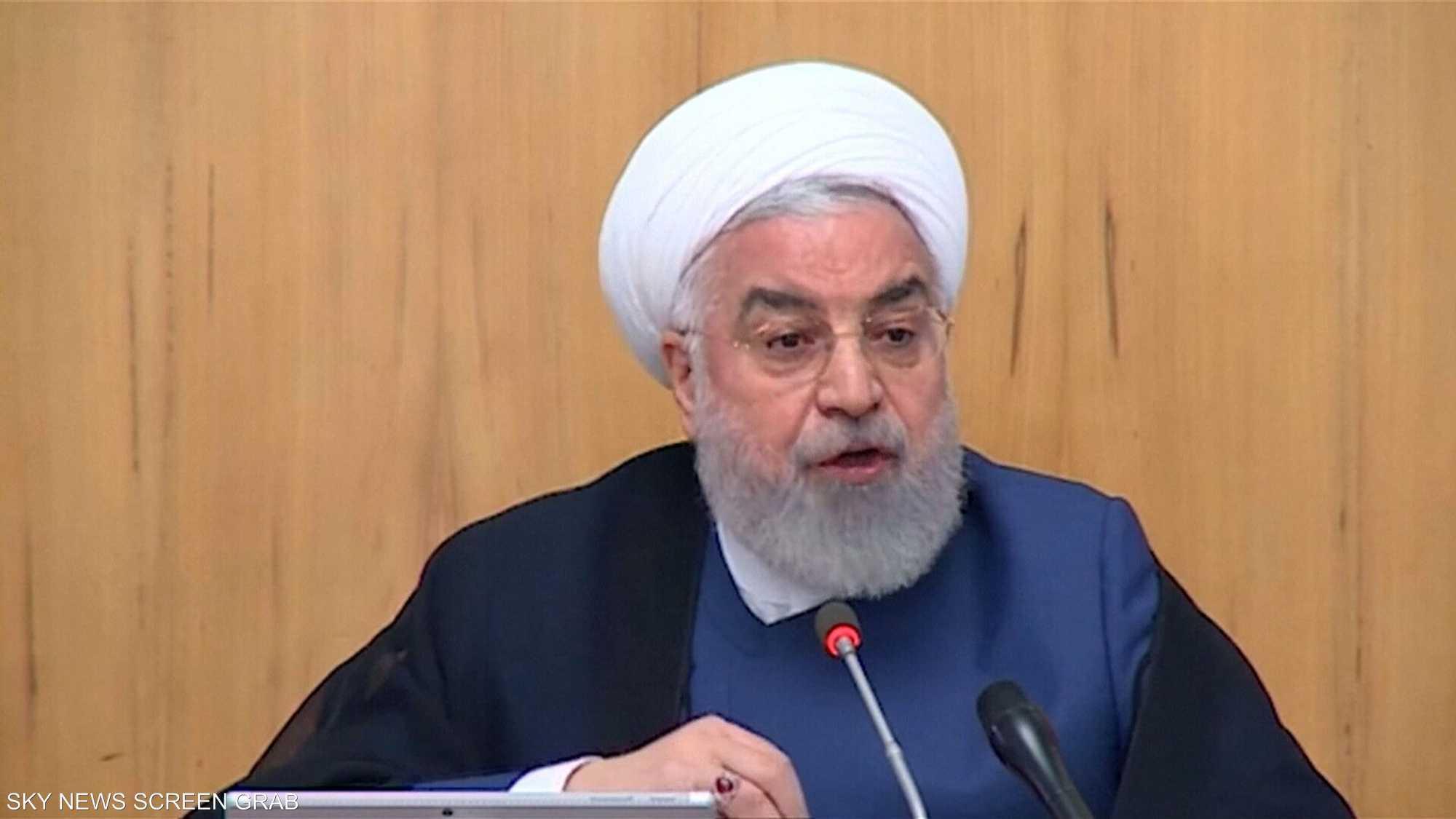 روحاني: طهران مستعدة لإقامة علاقة أخوة وصداقة مع دول الجوار