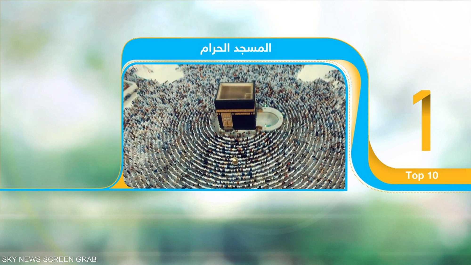 أكبر المساجد في العالم