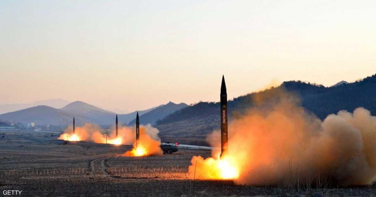 كوريا الشمالية تجري تجربة