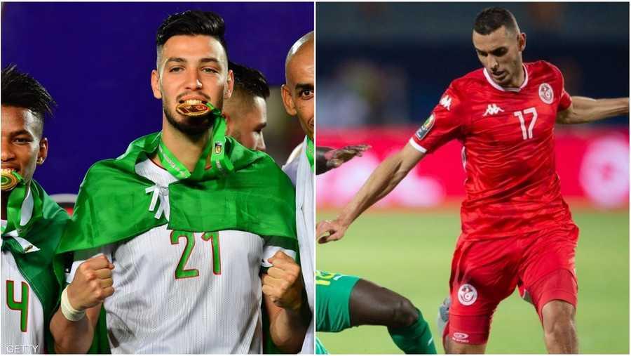 عربيان جديدان.. التونسي إلياس سخيري والجزائري رامي بن سبعيني