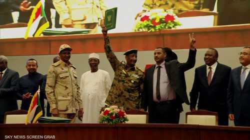 17 أغسطس 2019 يوم لن ينساه السودان أو السودانيون