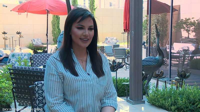 لقاء خاص مع الممثلة اللبنانية دارين حمزة