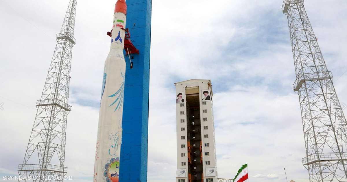 صور أقمار صناعية تشير إلى قرب إطلاق إيران لقمر صناعي