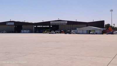 مطار مصراتة. أرشيفية