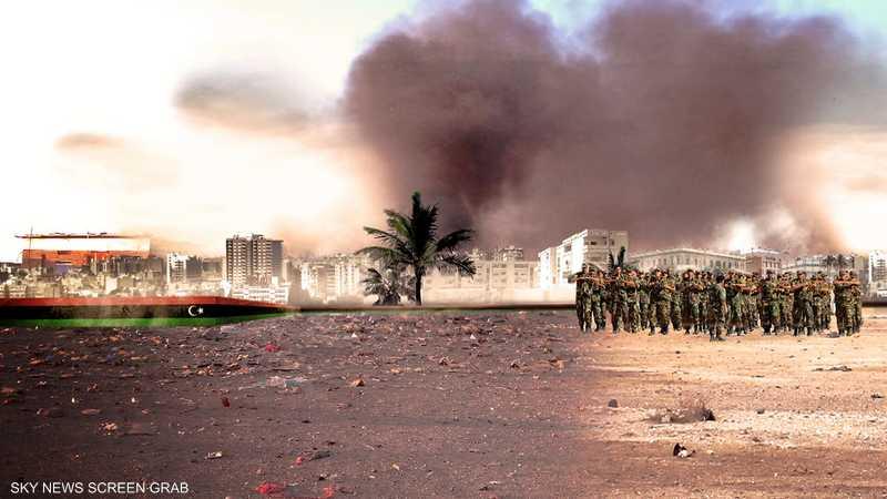 الجيش الوطني: الحرب ضد مشروع تركيا في ليبيا مفتوحة