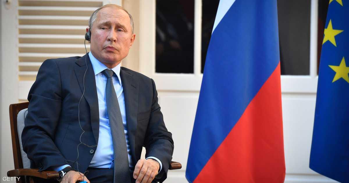 بوتن بعد انفجار موقع سري لاختبار الأسلحة: الوضع تحت السيطرة