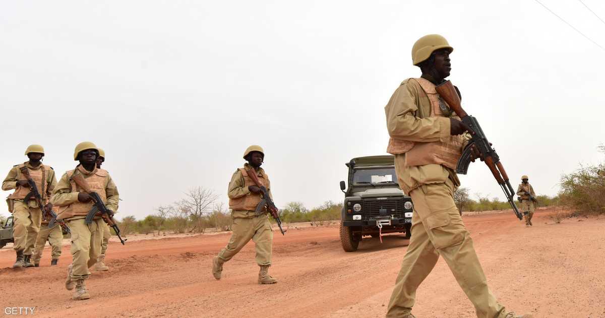 مقتل عسكريين في بوركينا فاسو بـ