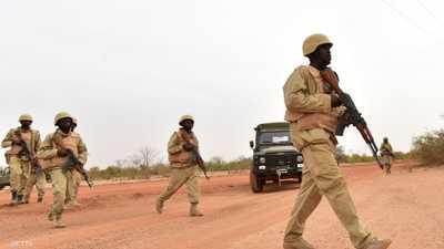 """مقتل عسكريين في بوركينا فاسو بـ""""هجوم إرهابي واسع"""""""