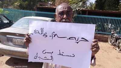 الفنان السوداني عبد الرحمن الشبلي