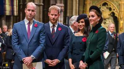 تقارير تكشف سر الخلاف بين الأميرين وليام وهاري