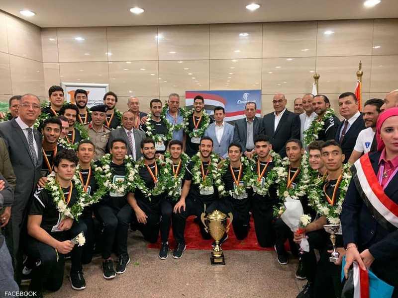 حقق منتخب مصر لكرة اليد إنجازا تاريخيا في هذه الفئة