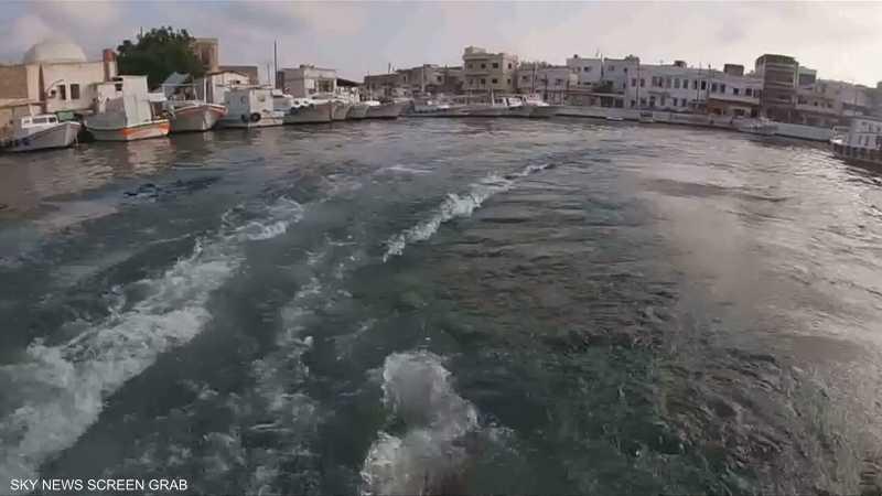 سوريا.. الحياة تعود إلى جزيرة أرواد