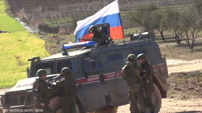 لافروف: جنود روس على الأرض في إدلب
