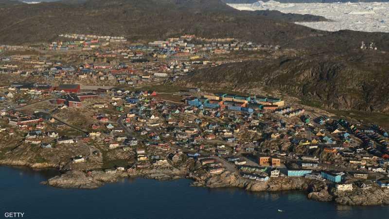غرينلاند.. أكبر جزر العالم