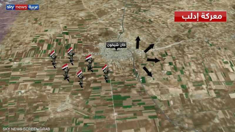 سوريا.. اتفاقات الحرب يسقطها الميدان