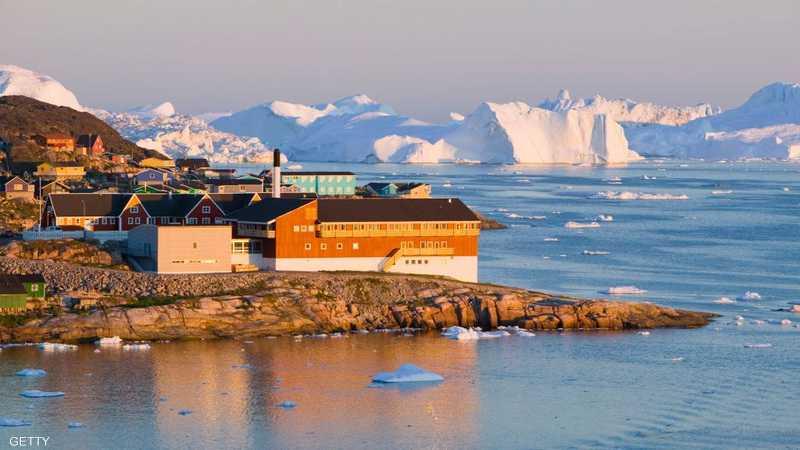 غرينلاند.. أكبر جزيرة في العالم