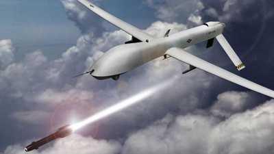 غارة أمريكية تستهدف عناصر القاعدة بين مأرب والبيضاء