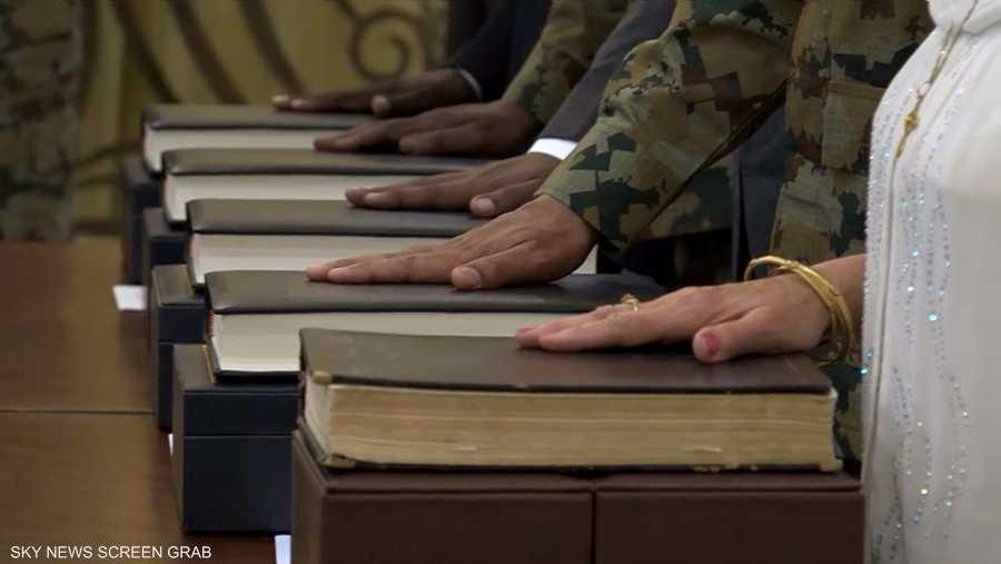 أعضاء مجلس السيادة في السودان.. أمل السودان الجديد