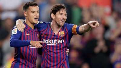 ريفالدو: ميسي سبب رحيل كوتينيو عن برشلونة