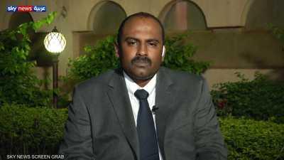 الناطق الرسمي باسم المجلس السيادي السوداني محمد الفكي