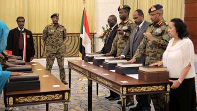 ماذا بعد أداء اليمين في السودان؟