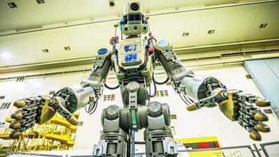 فيودور.. أول روبوت روسي من نوعه